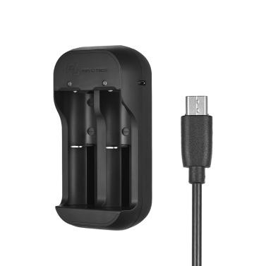 FeiyuTech Dual-Slot-Ladegerät