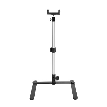 Photography Adjustable Table Stand Set Mini Monopod without Phone Clip Mobile Phone Photography Tool