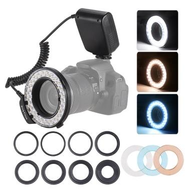 HD-130 Makro LED Ringblitzlicht