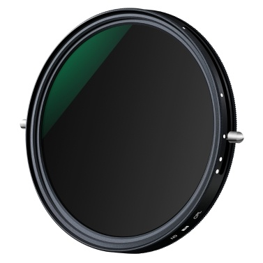 K&F CONCEPT 67mm 2-in-1 Variable Adjustable ND Filter Neutral Density Fader