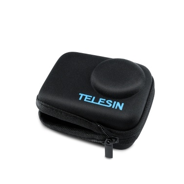 TELESIN Portable Travel Mini Carry Case Shell Cover
