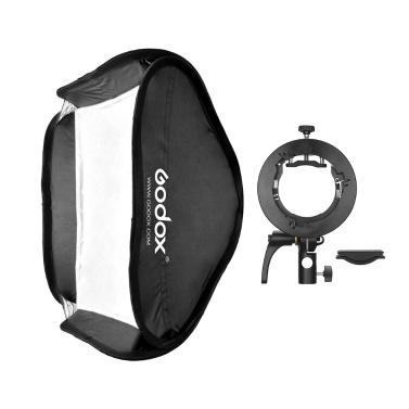 Godox 80 * 80 cm / 31 * 31 Zoll Flash-Softbox-Diffusor