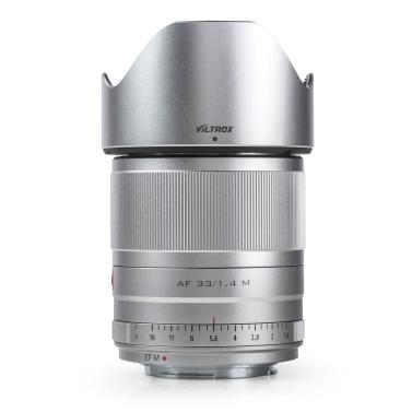VILTROX AF33/F1.4M Auto Focus Camera Lens