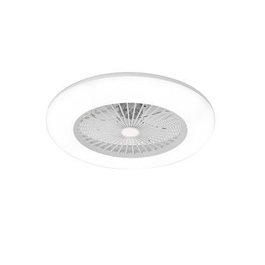 Ventilatore a soffitto moderno a LED 36W con illuminazione a LED