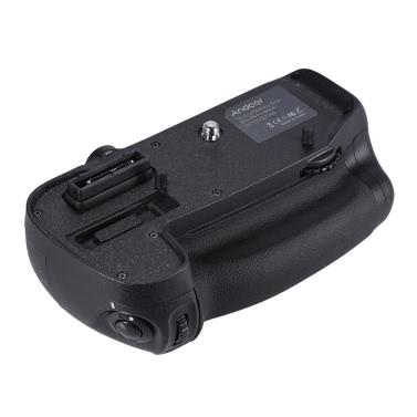 Andoer BG-2N vertikaler Batterie-Griff-Halter für Nikon D7100 / Smart D7200 DSLR-Kamera kompatibel mit EN-EL-Batterie