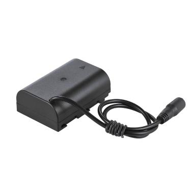 Andoer DMW-DCC12 Dummy Battery Pack DC-Koppler-Verbindungs für Panasonic DMC-GH3 DMC-GH4 Kamera