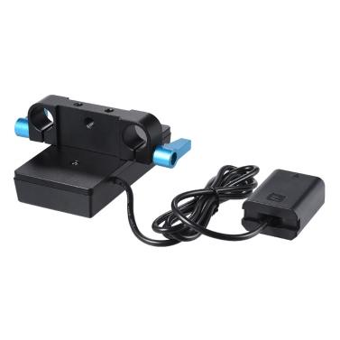 Andoer NP-F970 to NP-FW50 Battery Adapter Mount Plate for Sony α7/α7R/α7S/α7II/α3000/α5000/α5100/α6000/α6300/α7s II/α7m II