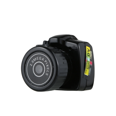 Mini High Definition Concealed Video Camera,limited offer $8.69