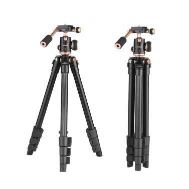 アノコーダー124cm / 6ftポータブルカメラ三脚スタンド