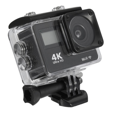 4K WiFi Touchscreen Action Camera