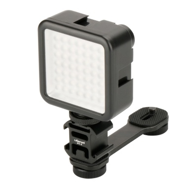 Portable Camera Light Holder Night Photograph Accessory Triple Hot Shoe Mount Cameras Lamp Bracket