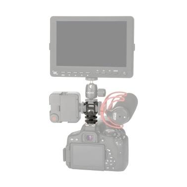 Ulanzi 3 Cold Shoe On-Camera Mount Adapter