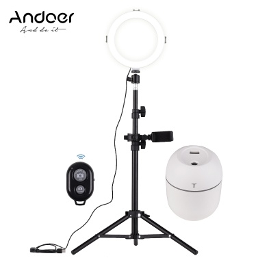 Andoer 8 Zoll LED Video Ringlicht