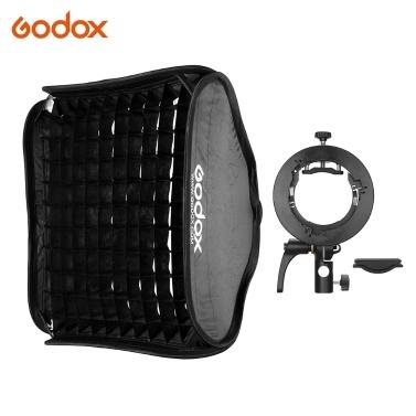 Godox 60 * 60cm / 24 * 24inch Flash Softbox Diffusor