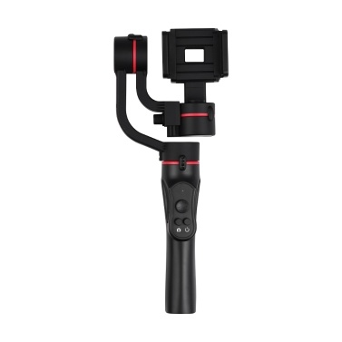 Smartphone 3-Axis Gimbal Stabilizer Vertical Shooting Locked/Half-follow/Full-follow Modes