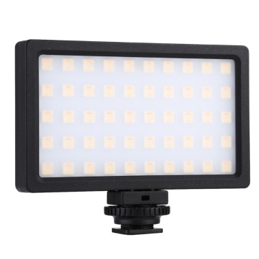 RGB dimmbare LED-Füllleuchte 100LED 800LM Fotolampe Kameralichttasche Tragbare Fotografie-Füllleuchte