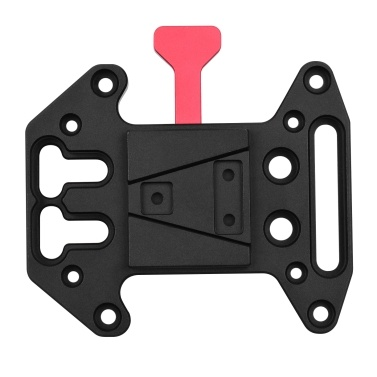 V-Mount Battery Adapter Quick Release Plate Assembly Kit