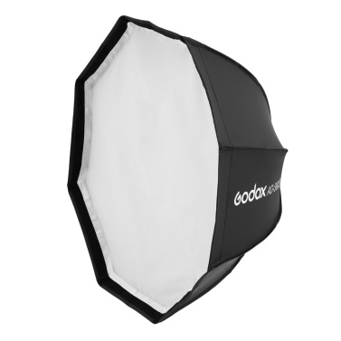 Godox AD-S60S 23.6in/60cm Octagonal Studio Softbox Speedlite Speedlight Diffuser Godox Mount