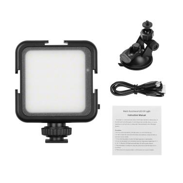 Andoer LED Video Conference Lighting Kit