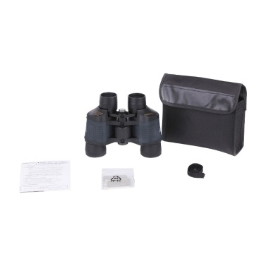 60x60 Binoculars Compact Waterproof Binocular Telescope with Low Light Night Vision