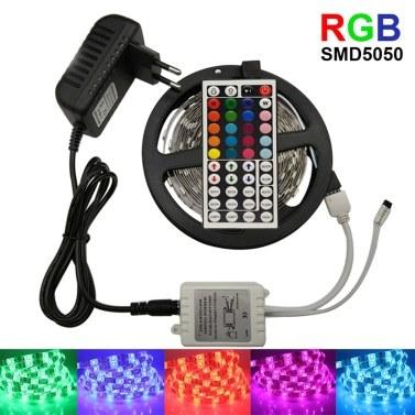 5M LEDの滑走路端WaterproofはLEDのストリップを変えるIP65 RGB色を防水します