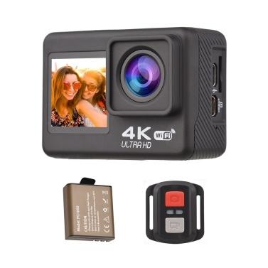 4K60FPS Ultra High Definition WiFi-Action-Kamera