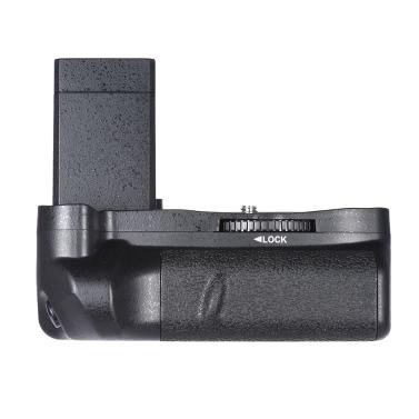 Andoer BG-1H vertikaler Batterie-Griff Kompatibel mit 2 * LP-E10 Akku für Canon EOS 1100D 1200D 1300D / Rebel T3 T5 T6 / kiss X50 X70 DSLR-Kameras