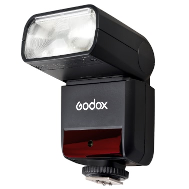 Godox Think TT350C Mini 2.4G Wireless TTL Kamerablitz Master & Slave Speedlites 1 / 8000s HSS für Canon 5D MarkIII 80D 7D 760D 60D 600D 30D 100D 1100D Digital X-Kameras