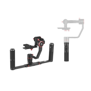 FeiyuTech a2000 3-Axis Dual Handheld Gimbal DSLR/Mirrorless Camera Gimbal Stabilizer
