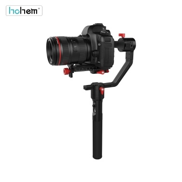 31% OFF hohem iSteadyGear 3-Axis Handheld Gimbal Stabilizer,limited offer $276.99