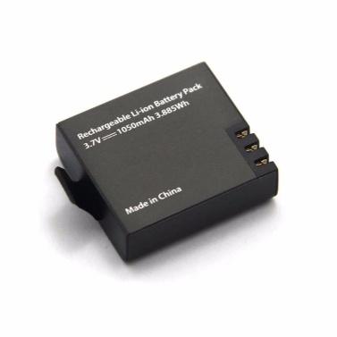 Sport Kamera Aufladen EKEN1050mAh Batterie Double USB Ladezubehör