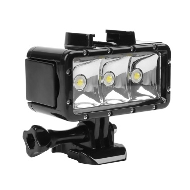 SHOOT XTGP253 Tragbare LED-Tauchlampe