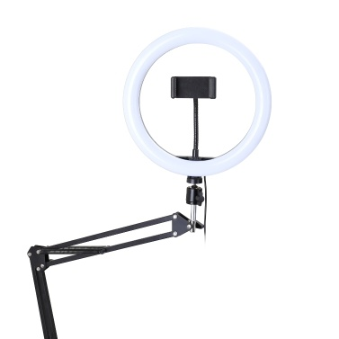 260mm USB LED Selfie Rundlicht Fotografie Video Makeup Dimmen Fülllampe