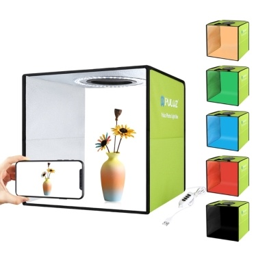 PULUZ Lightbox Mini Photo Studio Light Box