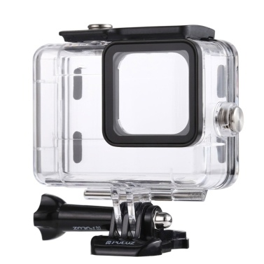 PULUZ Camera Diving Housing Waterproof Housing Underwater 45 Meters Replacement for GoPro HERO9 Cameras