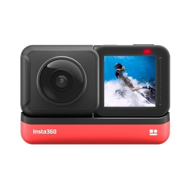 Insta360 ONE R 360 EDITION Anti-Shake-Sport-Action-Kamera