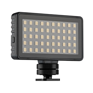 TELESIN Mini LED Videolicht Fotolampe
