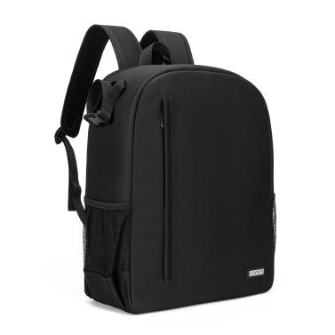 CADeN Waterproof Protective Camera Backpack Shoulder Bag Lens Storage Bag 600D
