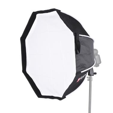 TRIOPO 65cm Foldable 8-Pole Octagon Softbox
