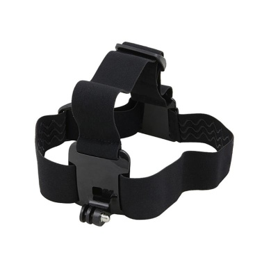 Adjustable Action For GoPro Camera Accessories Headband Headstrap Professiona Mount Tripod Helmet Sport