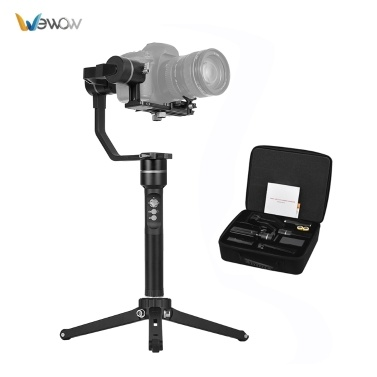 42% OFF Wewow MD-1 3-Axis Handheld Gimbal Stabilizer,limited offer $409.99