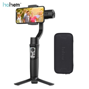 Hohem iSteady 3-Axis Smartphone Gimbal Presale,limited offer $87.99
