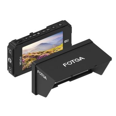 FOTGA A50TLS 5 Inch FHD Video On camera Field Monitor