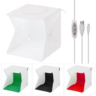 Andoer 22 * 23 * 24cm faltbare Studio Light Box