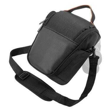 Camera Bag SLR/DSLR Gadget Bag Padding Shoulder Carrying Bag
