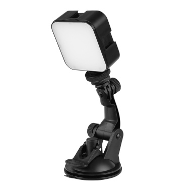 Mini Video Conference Lighting Kit with 5W Dimmable 6500K LED Light