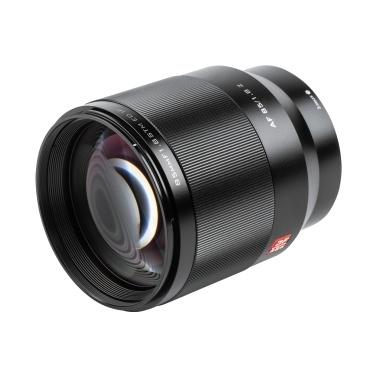 Viltrox AF85 / 1.8Z 85MM Lente de cámara de enfoque automático para cámaras Nikon Z5 Z50 Z6 Z6Ⅱ Z7 Z7Ⅱ