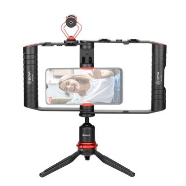 BOYA BY-VG380 Multifunctional Smartphone Video Rig Kit