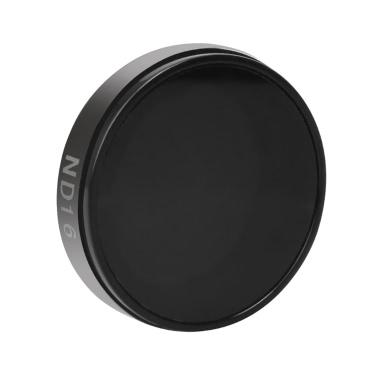 Andoer Runde Objektivfilter Set Kit (ND2 / ND4 / ND8 / ND16 / UV) Schutz-Schutzglas für GoPro Hero4 / 3 + / 3