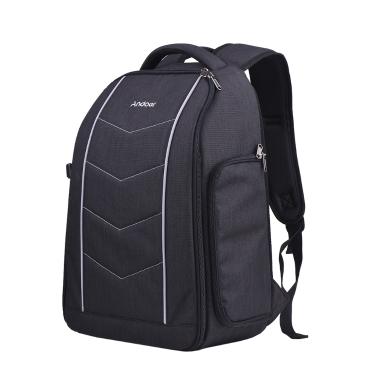 Andoer Professional 600D Stoff Material Kamera Rucksack Tasche